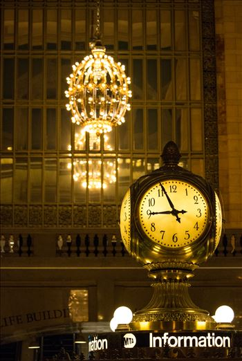 Location: Grand Central Station, New York, NY