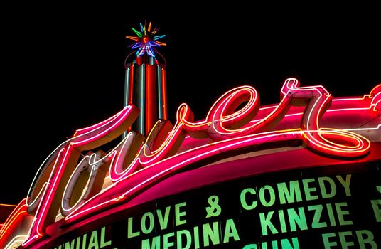 Tower Theater, Fresno -