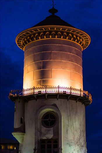 Historic Fresno Water Tower